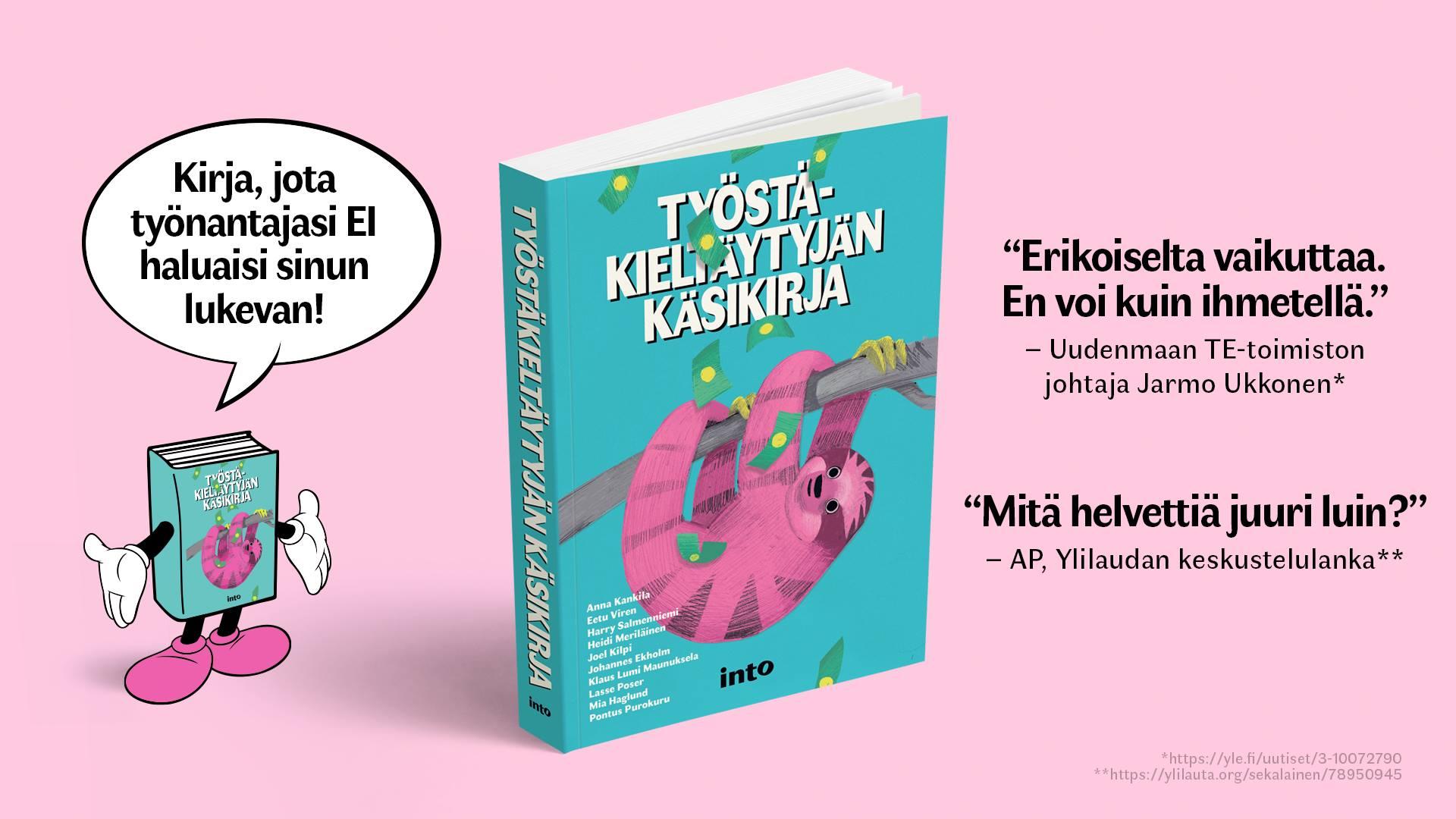 Työstäkieltäytyjän Käsikirja